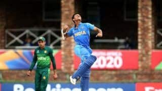 ICC U19 World Cup: Yashasvi, Bowlers Dish Out Masterclass As India Thrash Pakistan By 10 Wickets In Semi-Finals