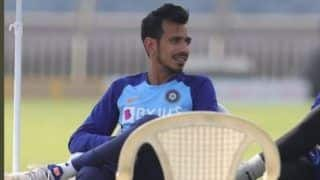 India vs South Africa 1st ODI: Yuzvendra Chahal Takes Precaution, Shares Photo With Mask on Way to Dharamsala | PIC