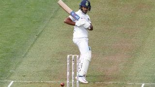 1st Test: Rahane, Agarwal Fight After Jamieson, Southee Rock India