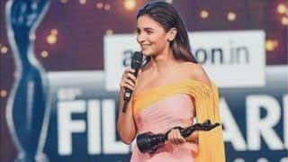 Filmfare Awards 2020: Alia Bhatt Thanks Zoya Akhtar For Giving Her Gully Boy in an Emotional Post