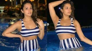 Anita Hassanandani's Alluring Bikini Pictures From Sri Lanka Turn Up The Heat