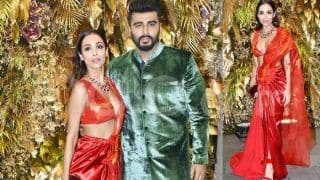 Entertainment New Today, February 5: Arjun Kapoor And Malaika Arora Pose Together at Armaan Jain-Anissa Malhotra's Wedding Reception