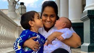 Arpita Khan Sharma's New Picture With Baby Ayat And Ahil Should be Your Favourite Viral of The Day