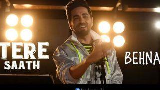 Shubh Mangal Zyada Saavdhan Song 'Mere Liye Tum Kaafi Ho': Ayushmann Shares Feelings Through Soulful Melody