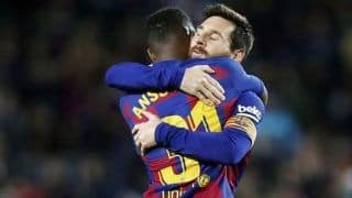 Sports News Today February 3 - La Liga: Barcelona Beat Levante 2-1; Two Assists From Lionel Messi