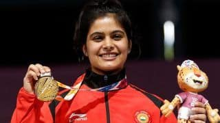 Manu Bhaker Strikes Twin Gold in National Shooting Trials