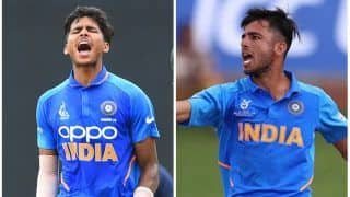 India's Ravi Bishnoi, Akash Singh Among Five Players Charged By ICC For Ugly Brawl During Under 19 World Cup Final Between India and Bangladesh
