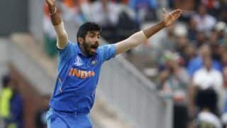 WATCH: Bumrah Cleans House Amid Lockdown, Reveals Why he Did it Twice