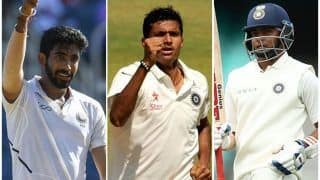 Shaw, Bumrah Return; Maiden Call-up For Saini as India Announce Squad For New Zealand Tests