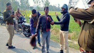 Terror in Village: UP Man Walks With Severed Head of Wife For 1.5 Km, Sings National Anthem; Arrested