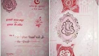 Muslim Man in UP Prints Wedding Card With Hindu Gods To Showcase Hindu-Muslim Amity