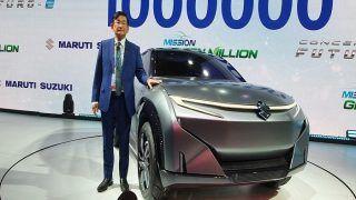 Auto Expo 2020: Maruti Suzuki to go Green, Unveils Concept Electric Vehicle FUTURO-e