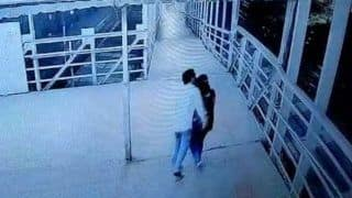 Mumbai Serial Molester Caught on Camera Kissing, Groping Women; Arrested