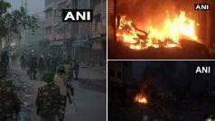 Delhi Violence: मृतकों की संख्या बढ़कर 10 हुई, उत्तर पूर्वी दिल्ली के कई हिस्से हिंसा की चपेट में