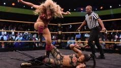 WWE NXT Results, February 26: Charlotte Flair Beats Bianca Belair; Johnny Gargano Ambushes Tommaso Ciampa