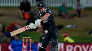New Zealand Complete 3-0 Whitewash of India Claiming The Third ODI by Five Wickets