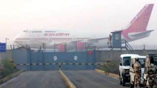 Coronavirus Outbreak: 324 Indians in Second Batch of Air India Flight From Wuhan Land in Delhi