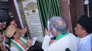 Mumbai's Mahim Dargah Becomes First Indian Place of Worship to Install Preamble Inside Premises