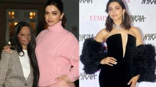 Deepika Padukone Stuns in Black as She Dedicates Her Award to Laxmi Agarwal For Showing What 'Beauty Truly Means'