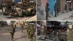 Delhi Violence: उत्तर पूर्वी दिल्ली के स्कूलों में तोड़फोड़, कई स्कूलों के पुस्तकालयों में लगाई गई आग