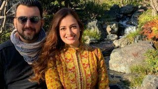 Dia Mirza on Separating With Sahil Sangha: Dealt With Parents' Separation When I Was 4, Am 37  Today