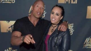 WWE News: Dwayne Johnson's Special Message to Daughter Simone - 'Carry Our Family Name Proudly'