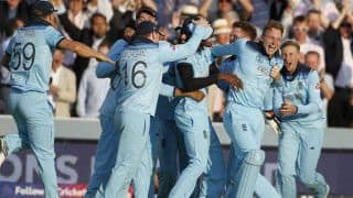 David Willey Admits Tearing up Watching England Win Historic ODI World Cup Title at Lord's