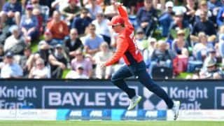3rd T20I: Morgan Fireworks Seals 2-1 Series Win For England in Centurion