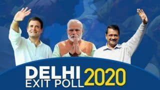 Delhi Assembly Election 2020 Exit Poll Results: Times Now-IPSOS Predicts AAP to Return to Power
