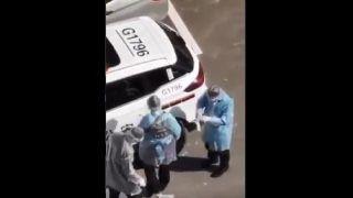 FAKE Video of China Killing People Amid Coronavirus Goes Viral