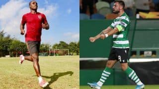 Manchester United Complete Bruno Fernandes Signing, Bring Odion Ighalo on Loan