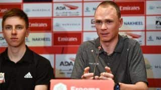 Chris Froome Returns to Professional Cycling at UAE Tour 2020