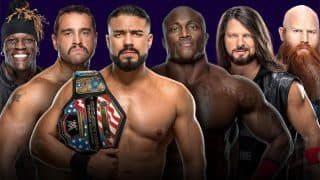 WWE Super ShowDown: Rusev, AJ Styles, Bobby Lashley to Compete in The First-ever Tuwaiq Trophy Gauntlet Match