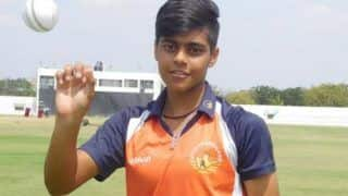 If You Get The Wicket of a Boy, it Will Shut Them Forever, Says 16-Year-Old Kashvee Gautam