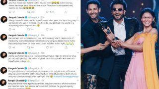 Rangoli Chandel Blasts Filmfare For Gully Boy's Win, Calls Out KJo, Alia For Awarding 'Nepo Gandagi'
