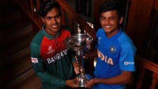 Live Cricket Score: India vs Bangladesh U19, ICC Under-19 World Cup 2020, Final