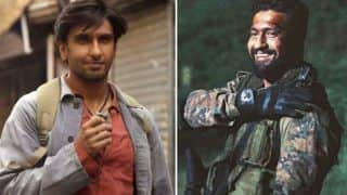 65th Filmfare Awards 2020 Nominations List: Will Ranveer Singh Lose Best Actor to Vicky Kaushal?