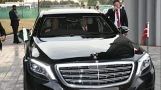 Imran Khan Drives Erdogan From Noor Khan Airbase, Twitter Asks For OTP