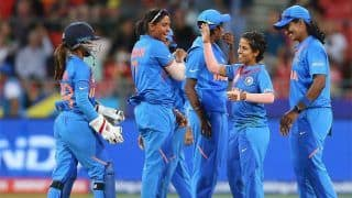 Live Cricket Score India vs Bangladesh, ICC Women's T20 World Cup 2020, Match 6: Shikha Pandey Strikes to Remove Shamima Sultana Early