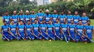 India Name 24-Man Squad For Belgium FIH Hockey Pro League League Matches Against Belgium
