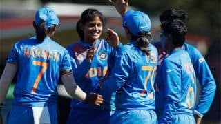 ICC Women's T20 World Cup: India Make it Four Out of Four After Beating Sri Lanka by Seven Wickets