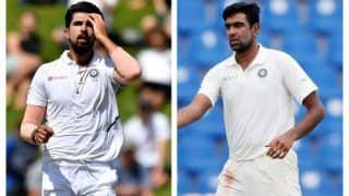 India  vs New Zealand, 2nd Test, Toss Report: Ishant Out With Injury, Ravichandran Ashwin Dropped; NZ Bring in Neil Wagner