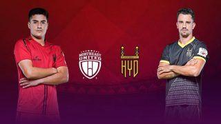 NEUFC vs HYD Dream11 Team Prediction, ISL 2019-20, Match 86: Captain And Vice-Captain, Fantasy Football Tips NorthEast United FC vs Hyderabad FC at Indira Gandhi Athletic Stadium, Guwahati 7:30 PM IST