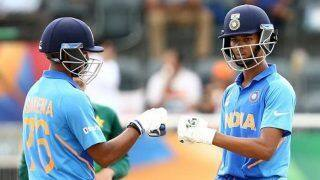 Remained Calm Because of Sachin and Rahul Sir's Advice: Yashasvi Jaiswal on Being Sledged