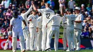 2nd Test: Blundell, Latham Solid After Jamieson's Five-Wicket-Haul Limits India to 242