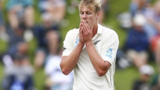 वेलिंगटन टेस्ट: तेज बारिश के चलते नहीं हो सका तीसरे सेशन का खेल; स्टंप तक टीम इंडिया 122/5