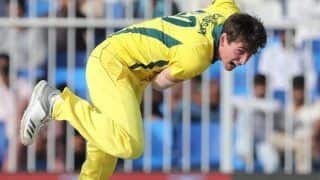 Jhye Richardson Added to Australia One-Day squad for South Africa Series