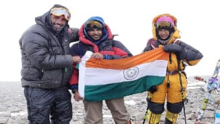 12-year-old Mumbai Girl Youngest to Summit Mt Aconcagua
