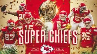 Super Bowl: Kansas City Chiefs Beat San Fransico 49ers 31-20 to Claim The Lombardi Trophy