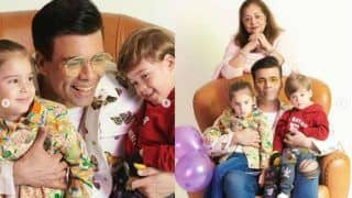Daddy Karan Johar's Emotional Birthday Post For Roohi And Yash is For Every Single Parent